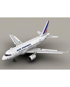 Airbus A318 Air France