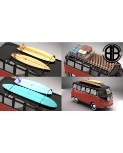 Volkswagen T1 Samba 1959 Accessories
