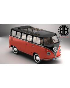Volkswagen T1 Samba 1959